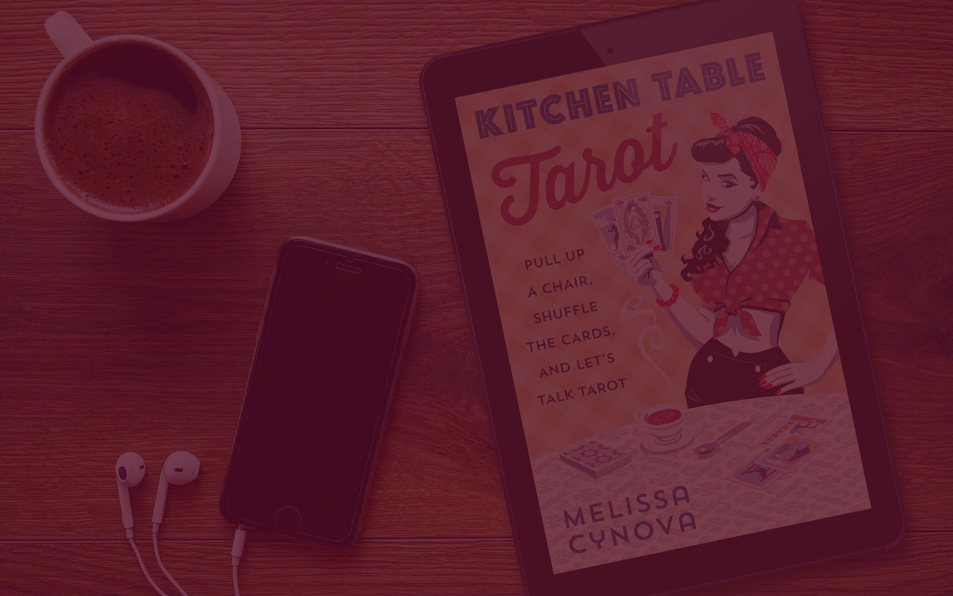 Melissa Cynova Tarot Authentically