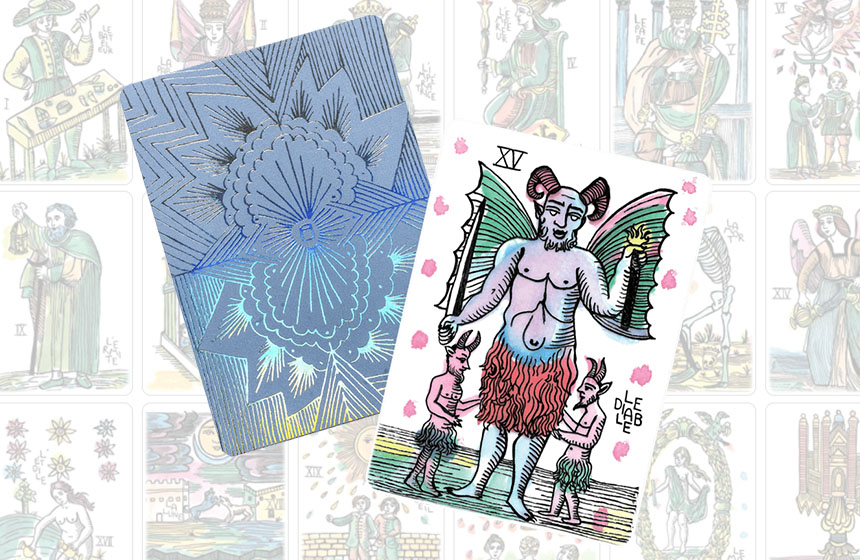 Marshmallow Marseille | Tarot Deck Review